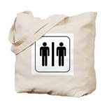 Male Partners Tote Bag
