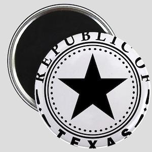 Republic of Texas Magnet