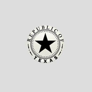 Republic of Texas Mini Button