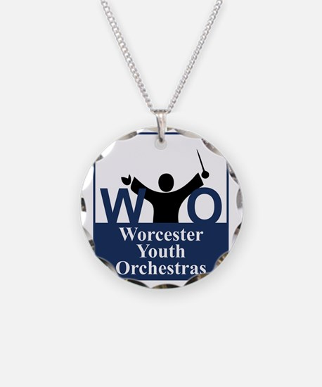 Worcester Youth Orchestras B Necklace