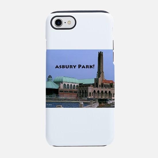 Asbury Park NJ Casino iPhone 7 Tough Case