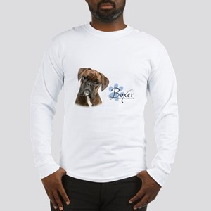 Boxer Puppy Long Sleeve T-Shirt