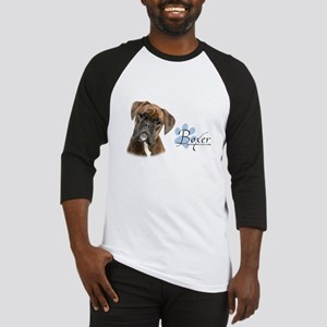 Boxer Puppy Baseball Jersey