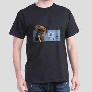 Boxer Puppy Dark T-Shirt