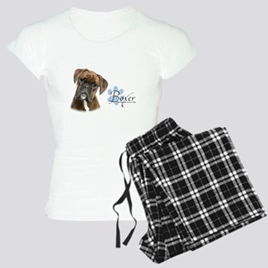 Boxer Puppy Women's Light Pajamas