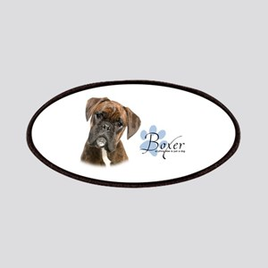 Boxer Puppy Patches