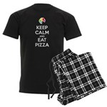 Keep Calm and Eat Pizza 1 Pijamas