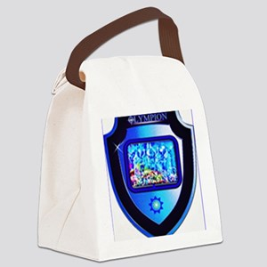 Olympian Shield 2 Canvas Lunch Bag