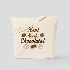 Nani Chocolate Tote Bag