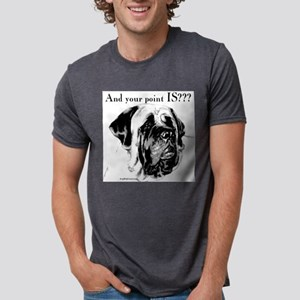 Mastiff 135 Ash Grey T-Shirt