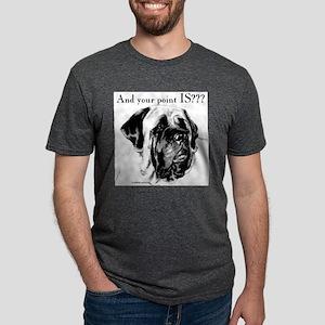 Mastiff 135 Ash Grey T-Shirt