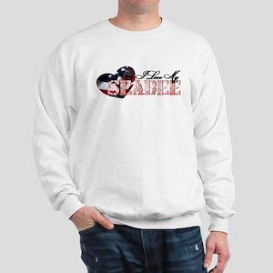I love my Seabee Sweatshirt
