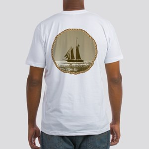Classic Schooner Fitted T-Shirt