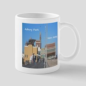 Asbury Park NJ Boardwalk Mugs