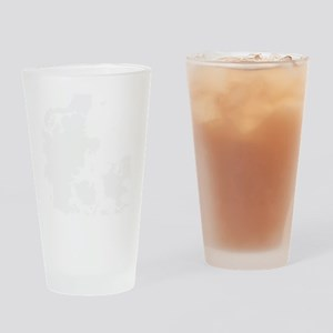 white Drinking Glass