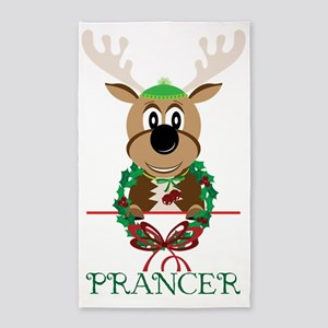 Prancer 3'x5' Area Rug