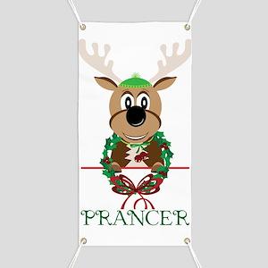 Prancer Banner