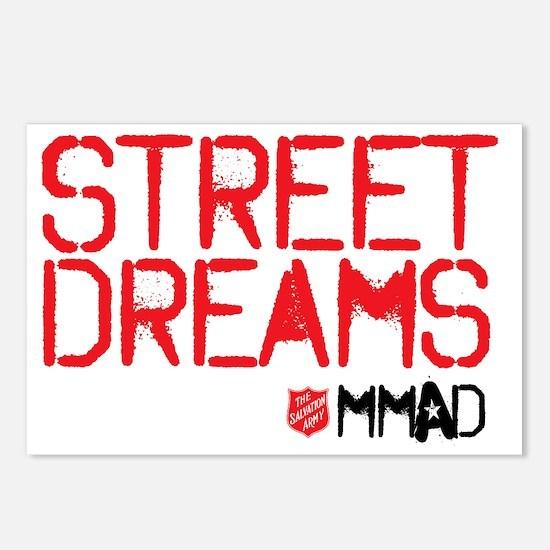 Street Dreams Shirt Postcards (Package of 8)
