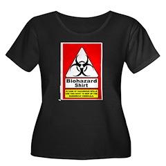 Biohazard Shirt T