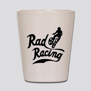 Rad Racing Shot Glass
