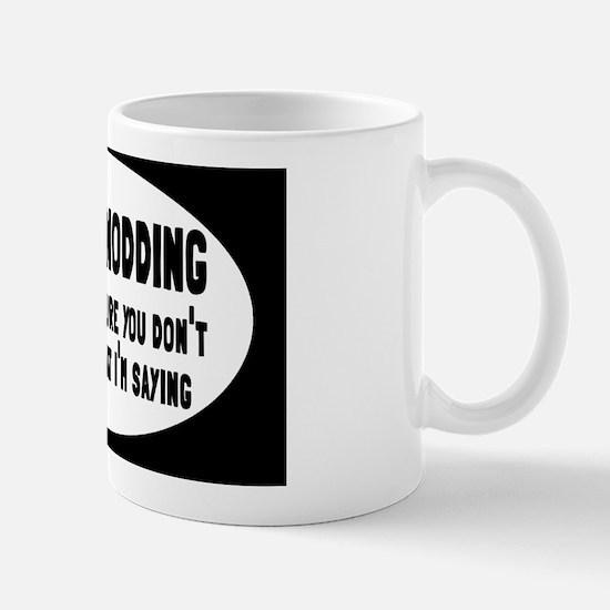 noddingoval Mug