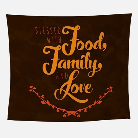 Food, Family, and Love