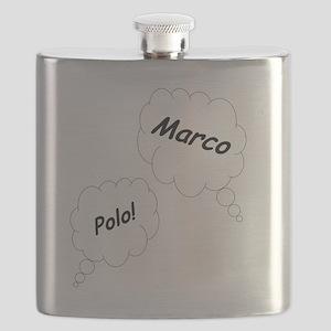 Marco Polo Twin Maternity Shirt Flask