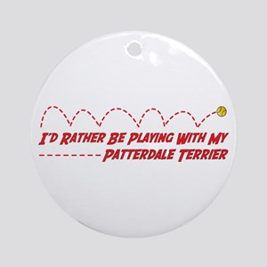 Patterdale Play Ornament (Round)