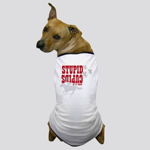 Stupid Cupid Wild West Dog T-Shirt