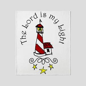 My Light Throw Blanket