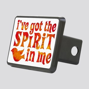 Spirit in Me Rectangular Hitch Cover