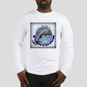 Philadelphia Fishtown: Artist  Long Sleeve T-Shirt