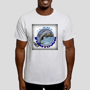 Philadelphia Fishtown: Artist create Light T-Shirt