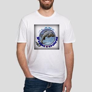Philadelphia Fishtown: Artist creat Fitted T-Shirt