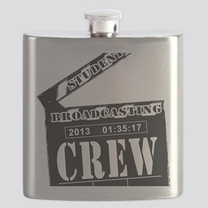 Broadcasting swag Flask