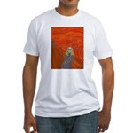 The Oh Susana! Scream Fitted T-Shirt