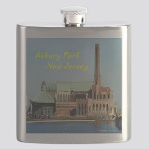 Square Asbury Park Casino Flask