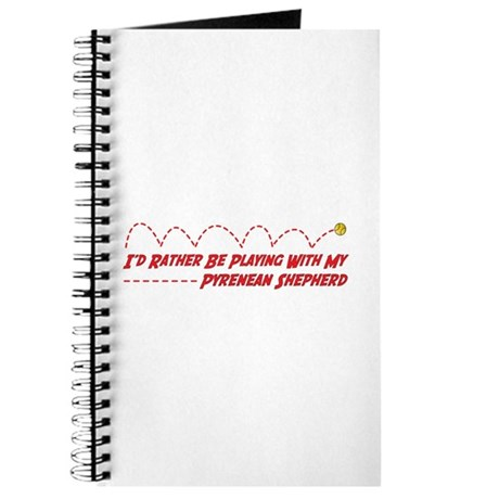 Pyrenean Play Journal