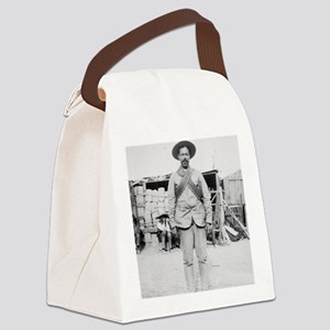 Pancho Villa Canvas Lunch Bag