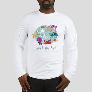Under The Sea Friends Long Sleeve T-Shirt