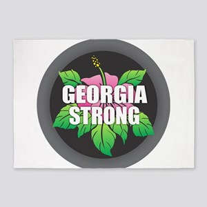 Georgia Strong 5'x7'Area Rug
