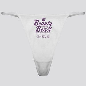 surlalune_logo_color_beast2 Classic Thong
