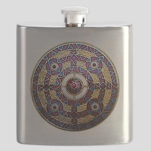 Kingston Brooch Flask