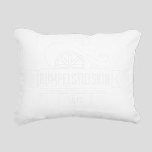 surlalune_logo_white_rum Rectangular Canvas Pillow
