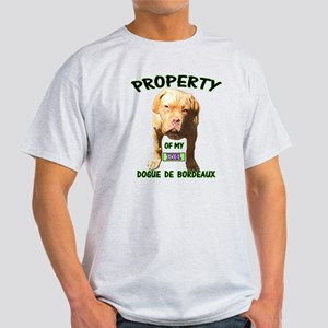 "Dogue ""Property Of"", Light T-Shirt"