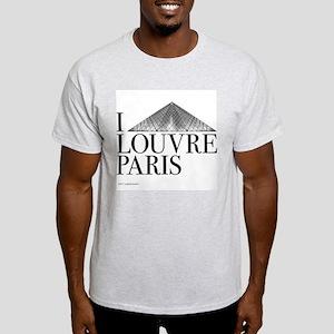 I Louvre Light T-Shirt