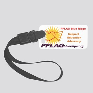 PFLAG BR Support, Education, Adv Small Luggage Tag