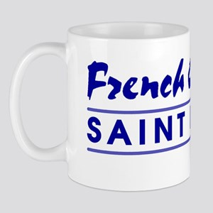 St. Martin French Caribbean Mug