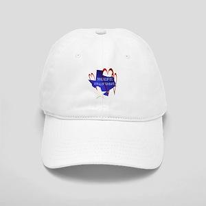 BEST WISHES, TEXAS Baseball Cap