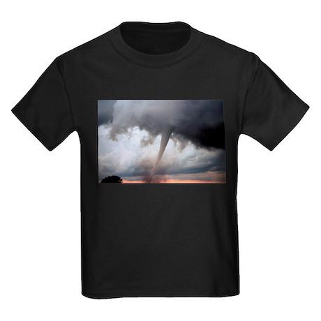Tornado Fury Kids Dark T-Shirt